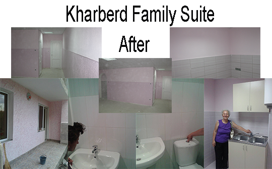 Kharberd Family Suite...after