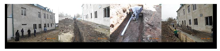 Drainage system renovations OLA-Tashir