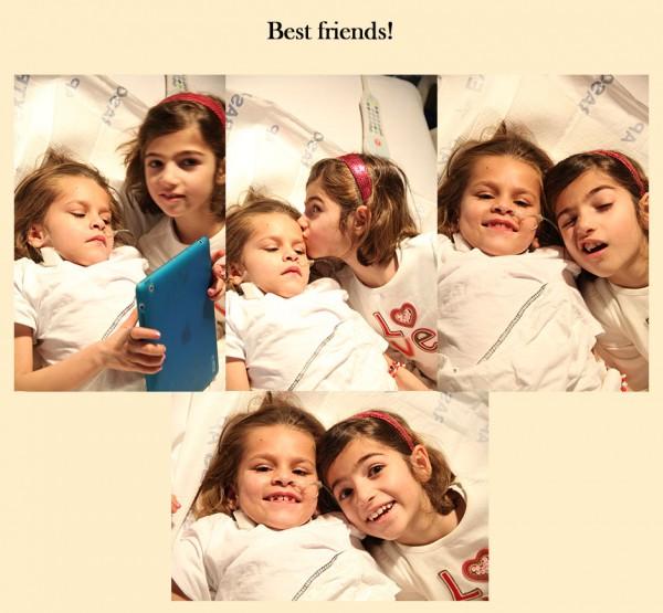 Best friends!