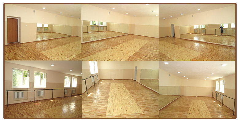 Completion of Dance Room at Vardashen Orphanage