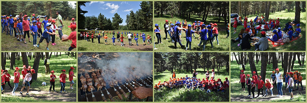 Javakh Summer Camp