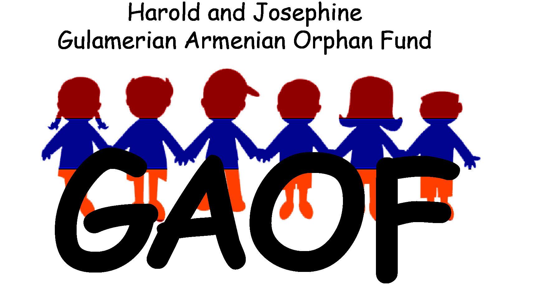 Harold and Josephine Gulamerian Armenian Orphan Fund