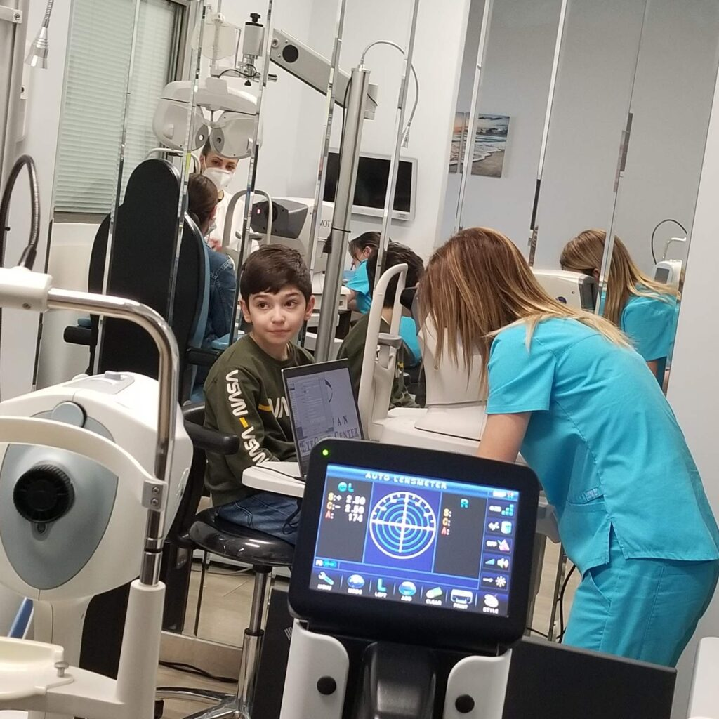 Mobile Eyecare Project