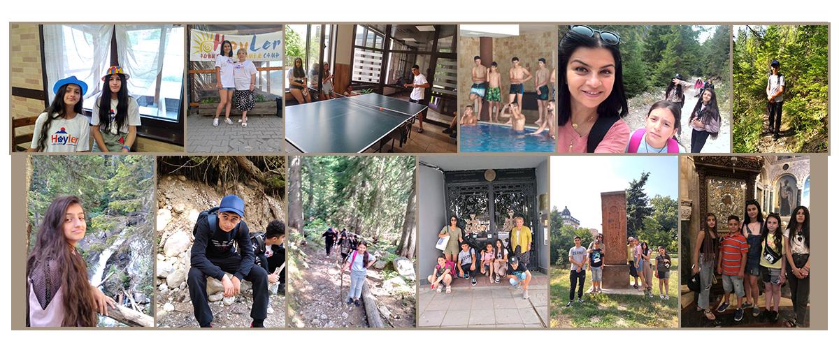 AGBU Camp, Bulgaria